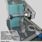 Avvolgitore in bobina con spartitore automatico