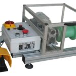 Compact bench winder