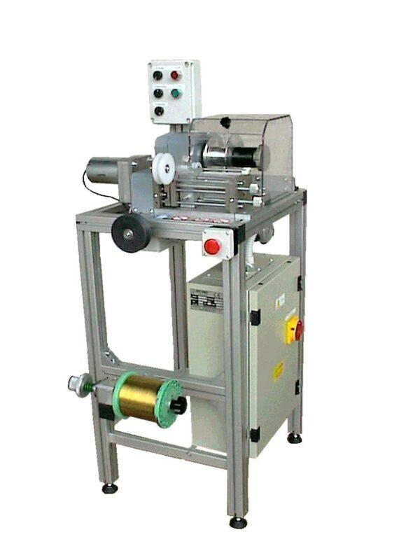 avvolgitore da bobina a bobina 50 016 a f macchine per gioiellieri orafi argentieri