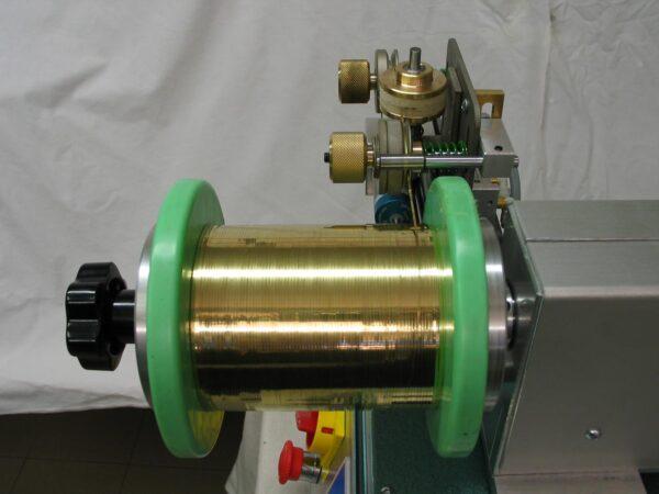 avvolgitore di precisione compatto 50 016 34.1 f macchine per gioiellieri orafi argentieri