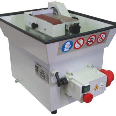 Small manual buffing machine
