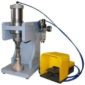 Pneumatic 1700Kg shear for microcastings