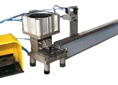 Pneumatic 120Kg shearing machine for cutting chain with bars