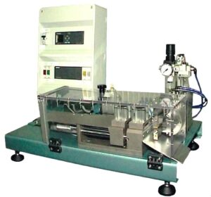Machine for transversal cut of sheet