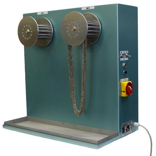 macchina semi automatica per bagnare asciugare le matasse 50 016 4b f macchine per gioiellieri orafi argentieri
