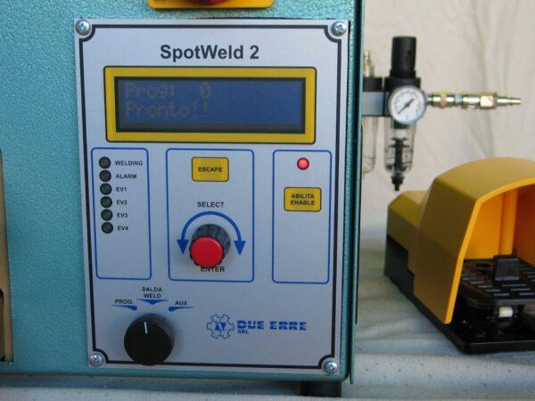 puntatrice a microprocessore 3 5kw.1 f macchine per gioiellieri orafi argentieri