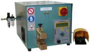 Microprocessor electric welder 6 kW