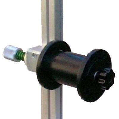 Supporto per bobine con frizione